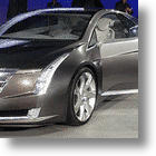 GM Shows off Extended Range Electric Cadillac